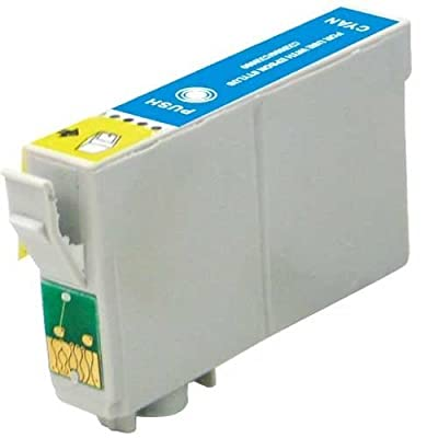 SuppliesOutlet Epson T068220 Remanufactured Cyan Ink Cartridge
