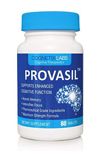 Provasil Boost Memory Intensifies Focus Increase Mental Performance ()