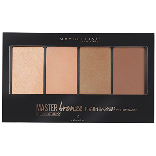Maybelline Facestudio Master Bronze Kit, 0.47 oz.