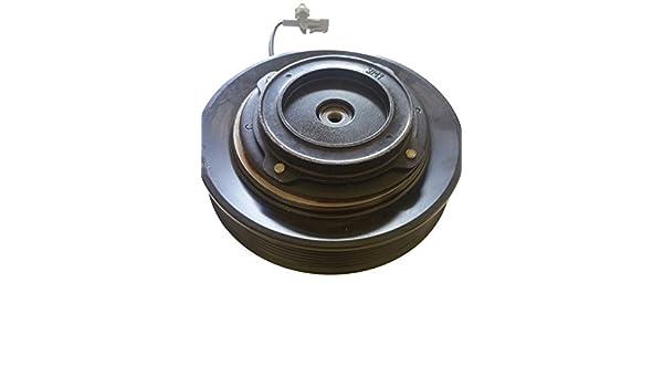 Toyota Corolla Matrix (03 - 08) a/c Kit de embrague del compresor AC (Polea, rodamientos, Coil, plate): Amazon.es: Coche y moto