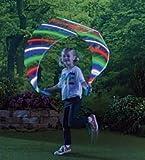 Kinetic-Powered LED Sparkler Jump Rope