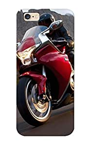 Honeyhoney High Grade Flexible Tpu Case For Iphone 6 Plus - Honda Bike Cbr New Model ( Best Gift Choice For Thanksgiving Day)