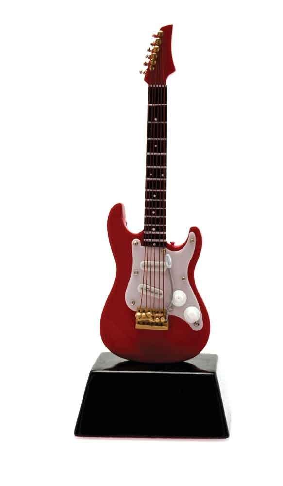 【正規逆輸入品】 Music Treasures B00EE9T2T8 Co。Red Electric Guitar with Guitar Base Base B00EE9T2T8, ミナミイズチョウ:36c2166c --- arcego.dominiotemporario.com