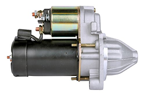 HELLA 8EA 012 527-271 Starter, Zä hnezahl 9, Spannung: 12V, Leistung: 1,2kW Hella KGaA Hueck & Co.