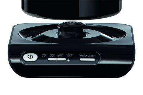 -[ Bosch TWK8633 Styline Collection Cordless Jug Kettle, 1.5 L - Black  ]-