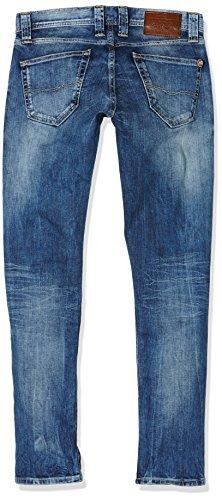 Jeans Pepe Z222 Blu Uomo Cane denim OZ1wqZdxr