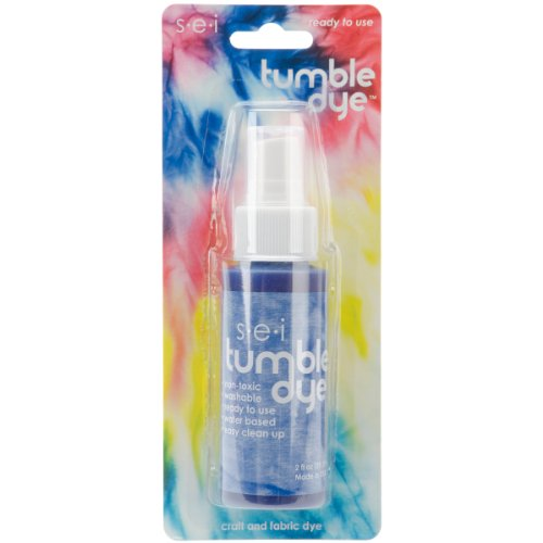 - SEI 6-103 Tumble Dye Blueberry Individual Spray Bottle, 2-Ounce