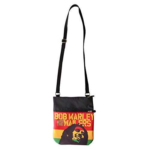 Bob Marley Cross Body Bag Swingpack Purse Bag