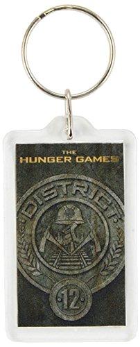 Hunger Games Girl On Fire Odds Lucite -
