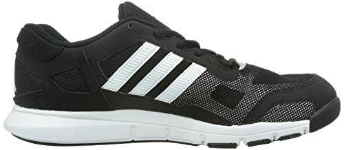 adidas Men's Essential Star M Low-Top Sneakers Black (Black 001) BzJZbWvr
