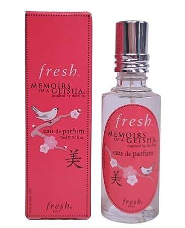 Geisha memoir perfume