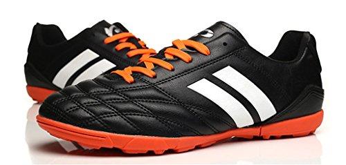 Tf 22001 Fußball Mädchen amp; Schwarz Jungen amp; Damen amp; Trainingsschuhe für NEWZCERS Herren 74dwq7