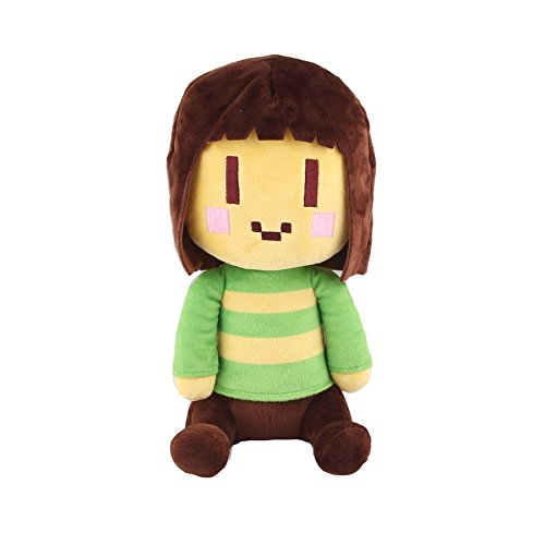 New Arrival Creative Colorful Cute Undertale CHARA Plush Stuffed Doll Toy
