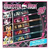 Monster High Freaky Streaky Locks 5 Color Glitter Hair Mascaras