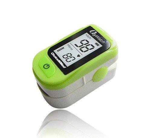 Fingerpulsoximeter Pulsoximeter Oxigeno MD300 C15D inkl. Zubehör (Schutztasche, Batterien, Trageband) TÜV Süd geprüft!