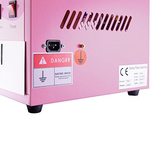 vortex cotton candy machine instructions