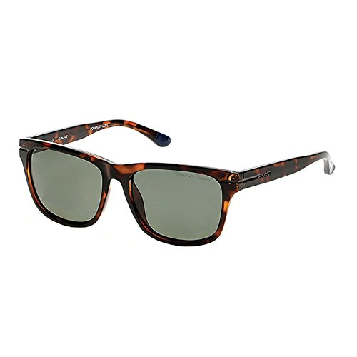 GANT GA7058 C56 52R (dark havana / green polarized)