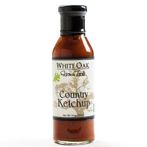 able Country Style Ketchup, 12 Ounce ()