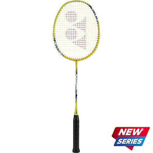 Yonex ARCSABER 10 i Graphite Shaft Badminton Racquet(Yellow/Black/White)