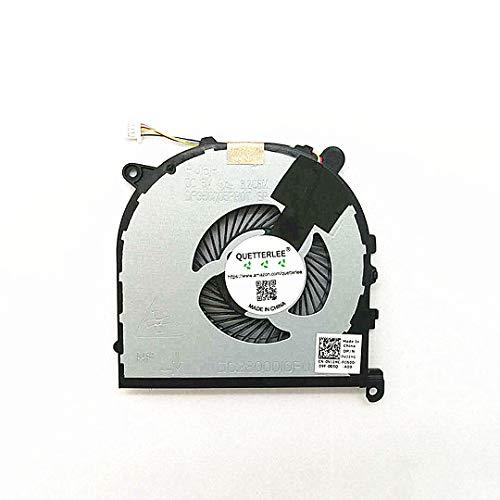 CPU fan DFS501105PROT para Dell XPS 15 9560 XPS 9560 Laptop