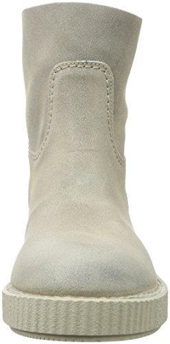 Pour Bottes Cassé blanc Amsterdam Shabbies Femmes Blanches FqqpwS