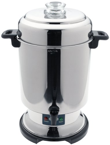 DeLonghi DCU60 Stainless Steel Coffee Urn Automatic