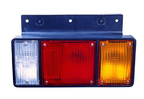 Depo 313-1909R-AS Isuzu Passenger Side Replacement Taillight Assembly ()