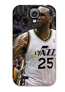 Ryan Knowlton Johnson's Shop Hot utah jazz nba basketball (6) NBA Sports & Colleges colorful Samsung Galaxy S4 cases