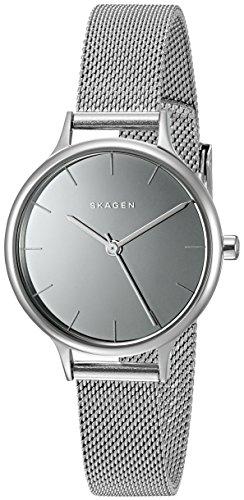 Skagen Women's SKW2410 Anita Stainless Steel Mesh Watch (Skagen Stainless Steel Watch compare prices)