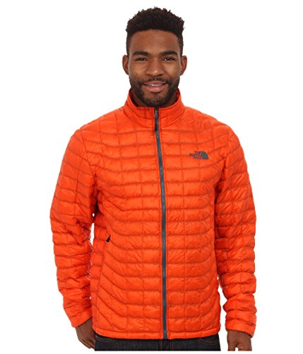 The North Face Men's Thermoball Full Zip Jacket, Seville Orange 2XL ()
