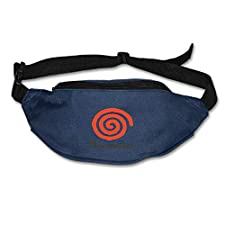 Running Belt Dreamcast Waist Pack-Water Resistant Runners Belt Fanny Pack for Hiking Fitness- Adjustable Running Pouch