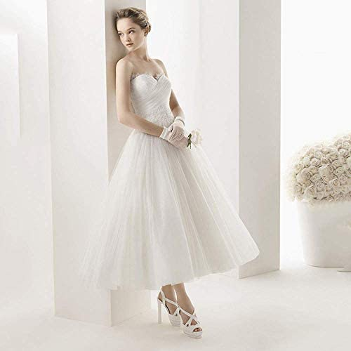 Vestido de Novia 1 Vestido de Novia Vestido de Novia Falda Larga ...