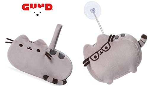 Gund Pusheen Wristlet and Suction Cup Combo