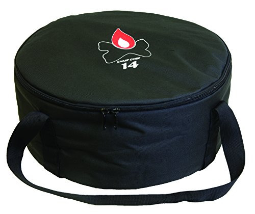 Camp Chef Carry Bag 14-Inch Dutch Oven (Camp Chef Camp Oven)