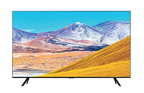 Samsung GU43TU8079UXZG TV 109.2 cm (43″) 4K Ultra HD Smart TV Wi-Fi Black GU43TU8079UXZG, 109.2 cm (43″), 3840 x 2160 pixels, LED, Smart TV, Wi-Fi, Black