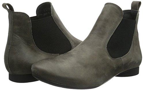 Gris 14 Femme antrazit Boots Guad Chelsea Think 1CHfqf