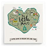 The Little Years Toddler Book-Boy