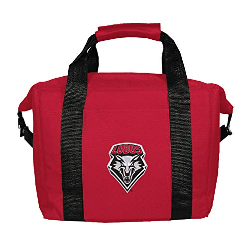 NCAA New Mexico Lobos Soft Sided 12-Pack Kooler Bag