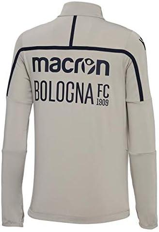 Macron chándal de Entrenamiento Player niño Bologna FC 2018/19 ...