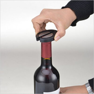 KAIPING Wine Opener Black Champagne Foil Cutter Red Wine Bottle Tinfoil Knife Bottle Cap Paper Cutter Bat Tools (Champagne Bottle Knife)