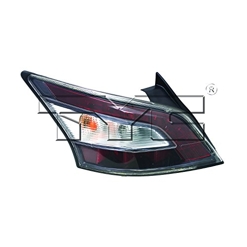 TYC 11-6600-00-1 Nissan Maxima left Replacement Tail Lamp