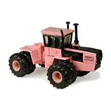 Ertl Steiger Pink Panther Series III Tractor, 1:64 Scale by Tomy