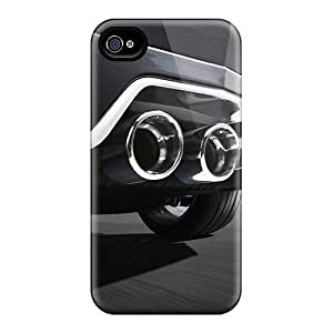 Bumper Cell-phone Hard Covers For Iphone 6plus With Unique Design Realistic Cadillac Cts V Series LisaSwinburnson