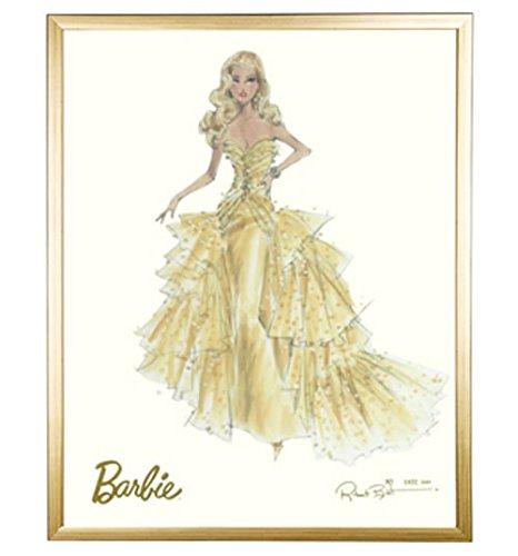 (Barbie Limited 50th Anniversary Barbie - Vintage Barbie Prints - Barbie Print - Barbie Girl Limited Edition Print - Barbie Collector - Barbie 2016 - Barbie Prints)