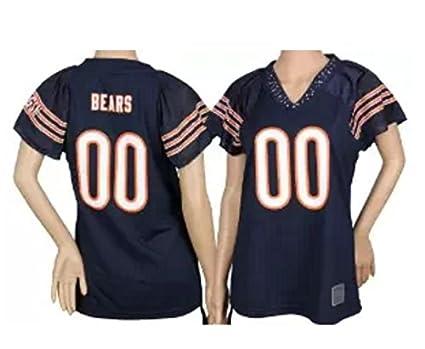 Amazon.com   Chicago Bears NFL Womens Team Field Flirt Fashion ... 0bc7dbc14