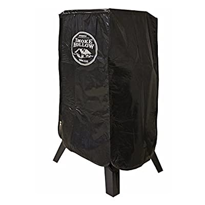Smoke Hollow SC3430 Heavy Duty Water Resistant PVC Smoker Cover from Outdoor Leisure Products Inc