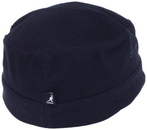 marino Kangol Cap unisex Cotton Army Twill Gorra Azul Hqgw0Zq