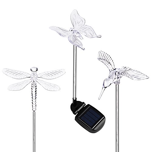 Outdoor Led Solar Lights With Built In Stakes - 6