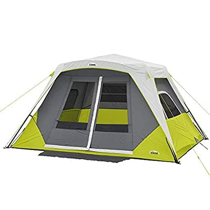 Amazon.com  CORE 6 Person Instant Cabin Tent with Awning  Sports u0026 Outdoors  sc 1 st  Amazon.com & Amazon.com : CORE 6 Person Instant Cabin Tent with Awning : Sports ...