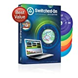 2013 switched on Schoolhouse, Grade 3, AOP 5-Subject Set - Math, Language, Science, History / Geography & Bible (Alpha Omega HomeSchooling), SOS 3RD GRADE CD-ROM Curriculum, Complete Set